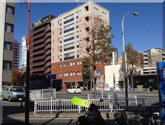 高島町駅 1番出口