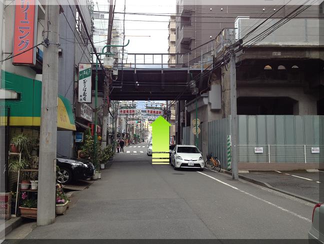 平沼橋商店街