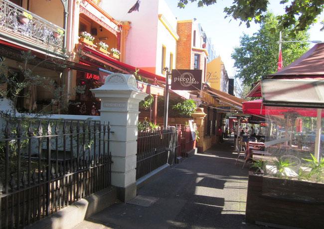 オーストラリア有数の移民の街としても知られている