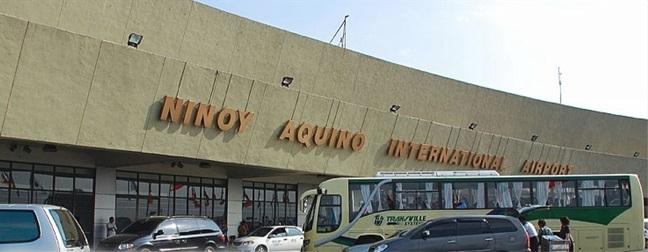 マニラ空港(ニノイ・アキノ空港)ターミナル1