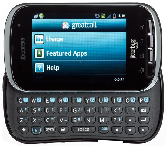 Jitterbug Touch (GreatCall)