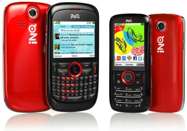 INQ Mini 3G und INQ Chat