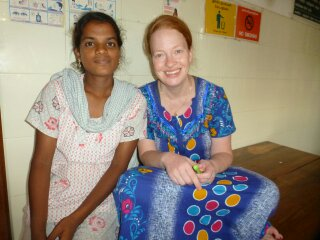 Frauenförderung in Südindien