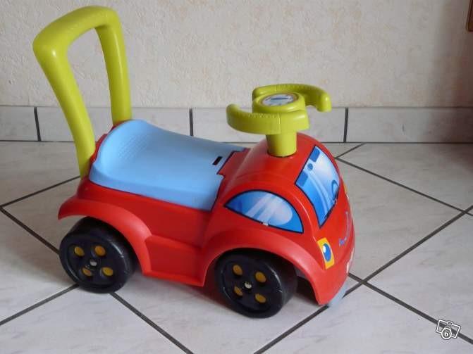 Trotteur-porteur camion