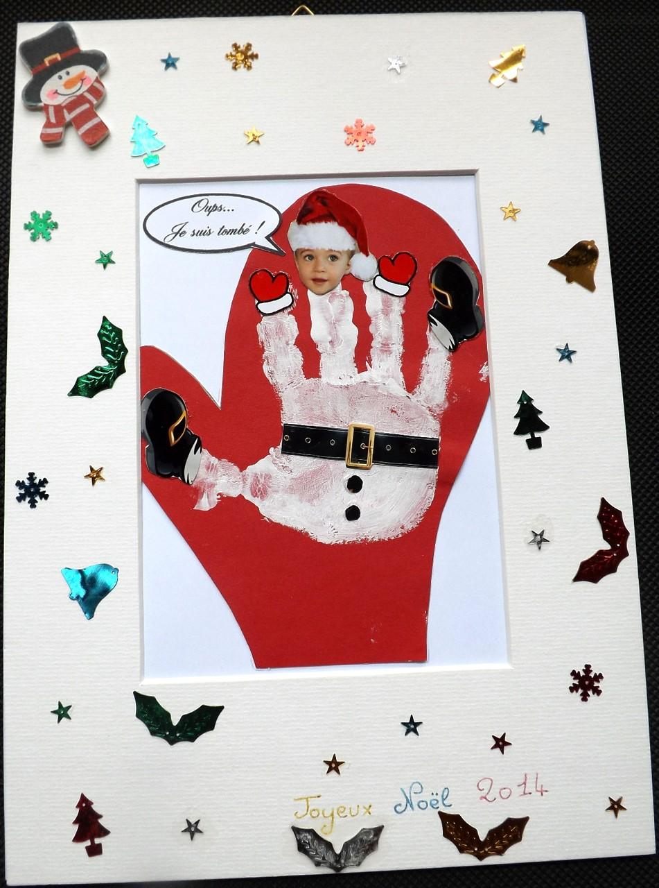 Père Noël Main