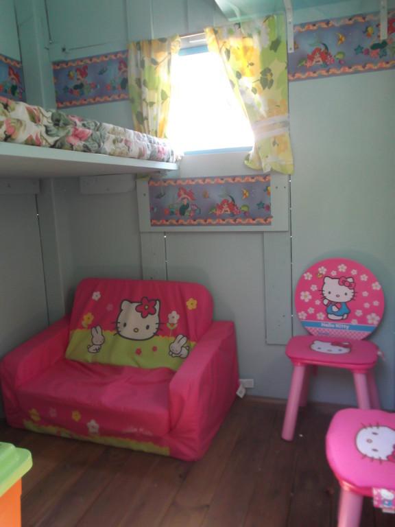 Un intérieur aménagé