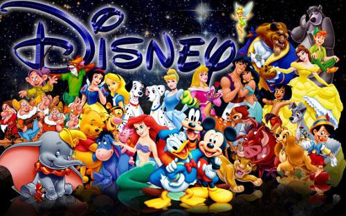 Chansons des films de Walt Disney