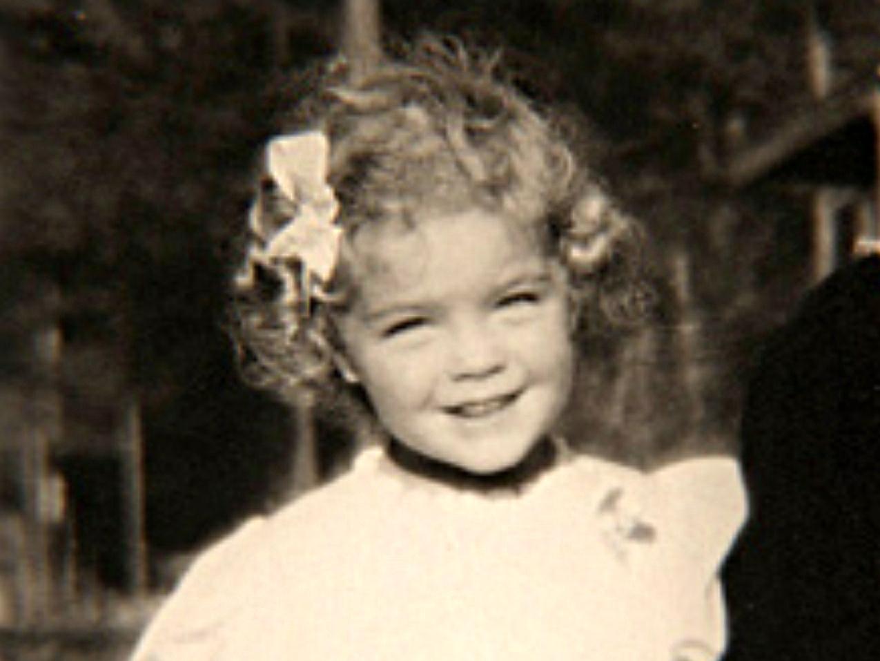 Romy Schneider enfant