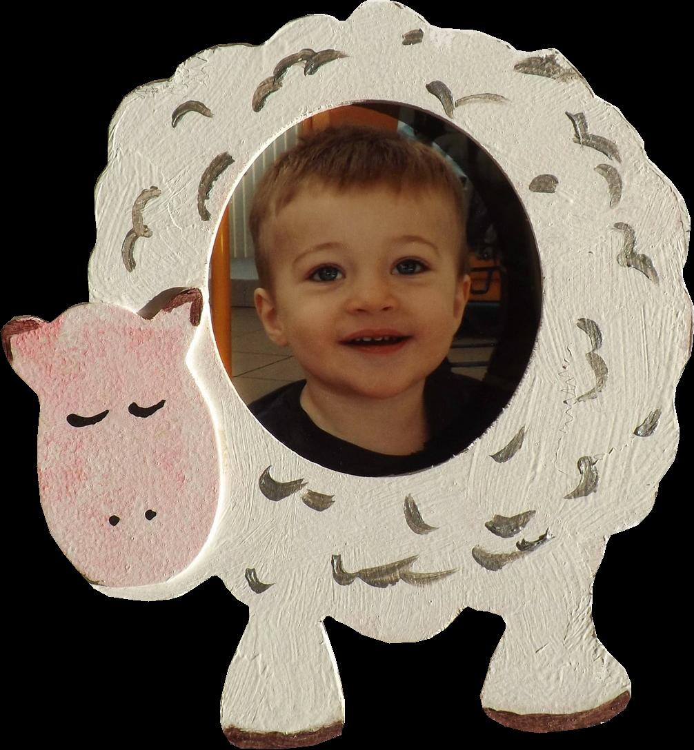 Porte-photo Mouton