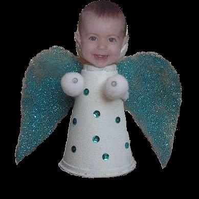 Petit ange Cloé