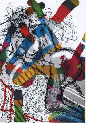 17/03/14 mixed media auf photopapier 270g / original: 21cm x 29,7cm