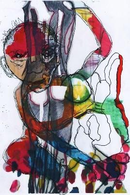 15/03/14 mixed media auf photopapier 270g / original: 21cm x 29,7cm