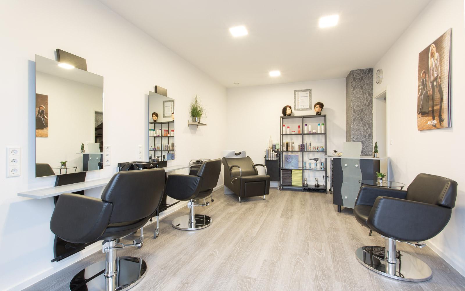 Unser Salon - Friseursalon Antje Berste