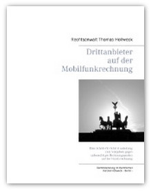 Buchreihe Verbraucherrecht Rechtsanwalt Thomas Hollweck