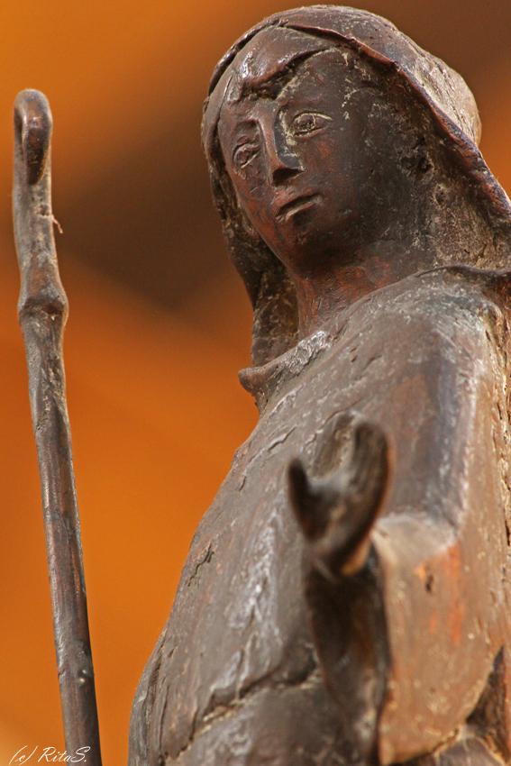 Figur 11 - Erzbischof Rimbert