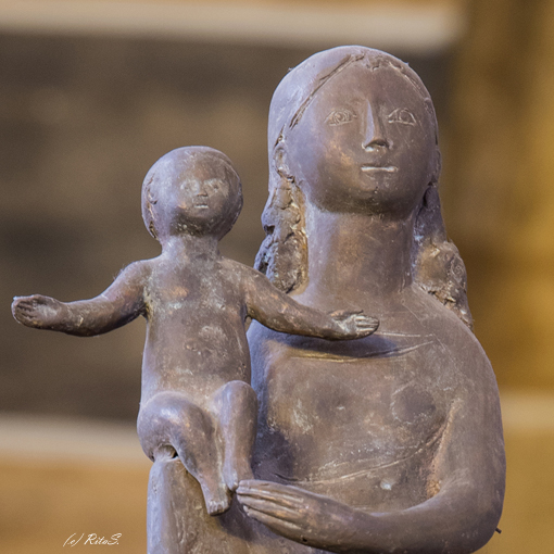 Figur 18 - Maria mit Jesus