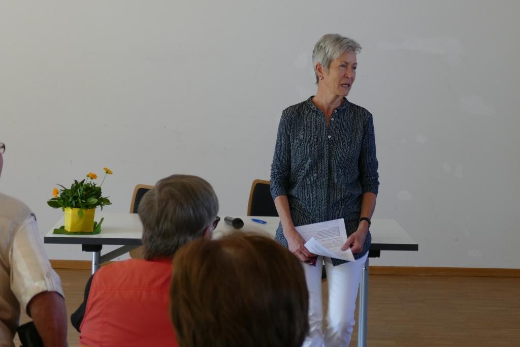 Leichte Sommerküche mit Gunda Winkler