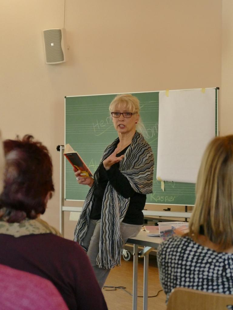Abschied und Neubeginn mit Martina Kasper, Diplomsozialpädagogin, Ebersberg