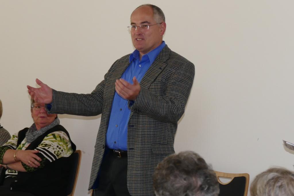 Unser neuer Bürgermeister : Josef Oswald