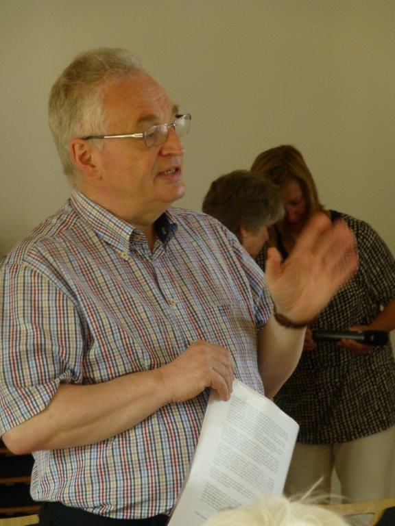 """""""Glauben Juden, Christen und Muslime an den gleichen Gott"""" - mit Dr. Rainer Oechslen,"""
