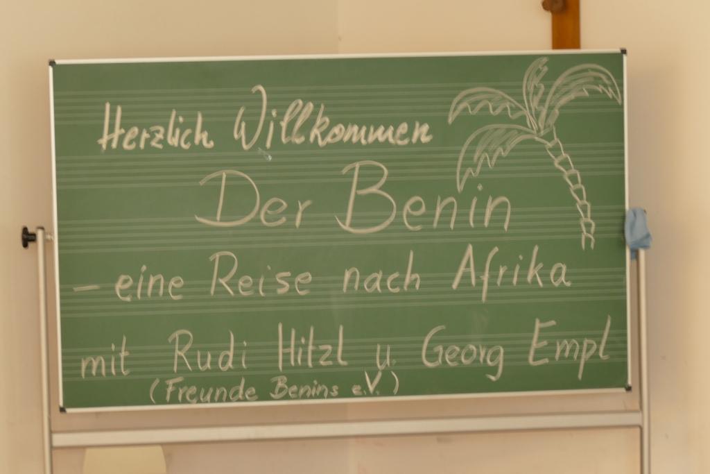 Der Benin - eine Reise nach Afrika mit Georg Empl und Rudi Hitzl