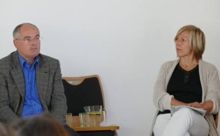 """Unser neuer Bürgermeister : Josef Oswald im Gespräch"""