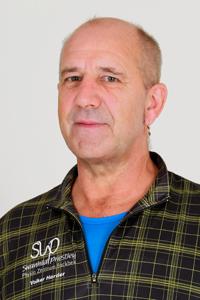 Volker Harder, Masseur im Physio Zentrum Fockbek