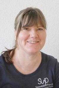 Manuela Nitzsche, Masseurin im Physio Zentrum Fockbek