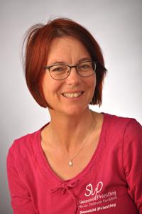 Swanhild Priestley, Osteopathin in Fockbek b. Rendsburg