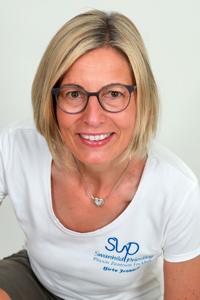 Birte Fröhlich, Organisation Gesundheitskurse im Physio Zentrum Fockbek