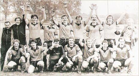 Bild Aufstieg Bezirksliga