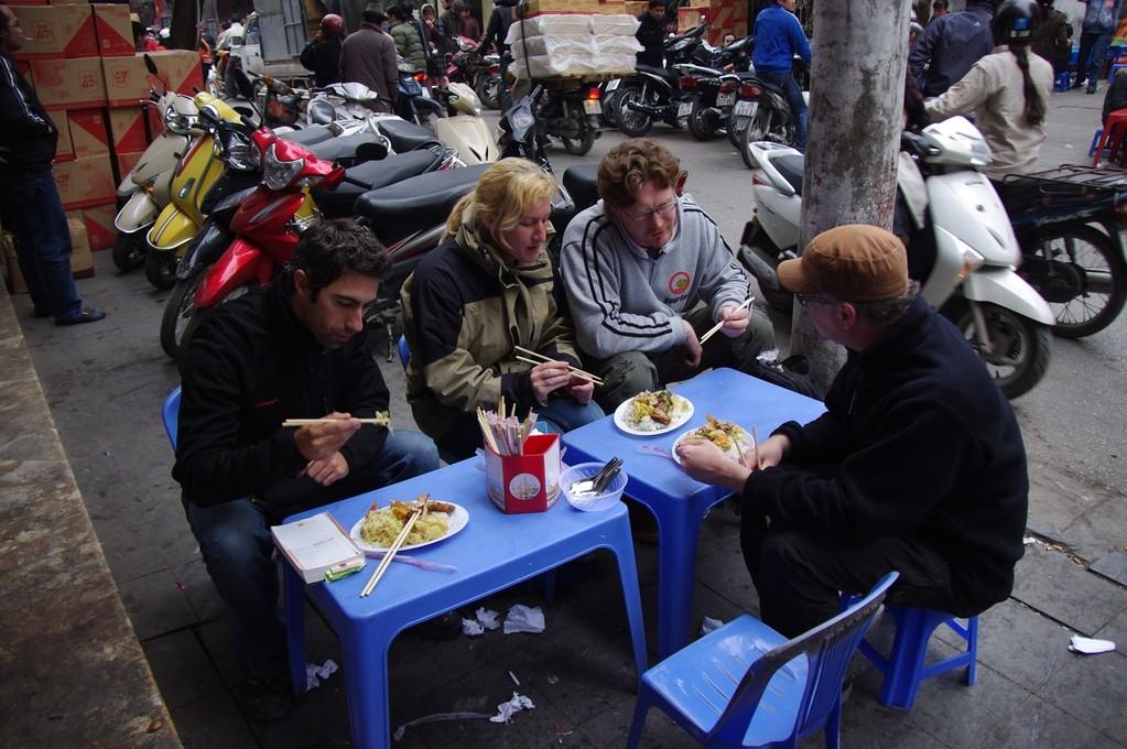 Strassenrestaurant