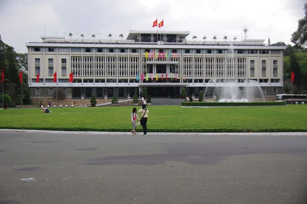 Wiedervereinigungspalast Saigon