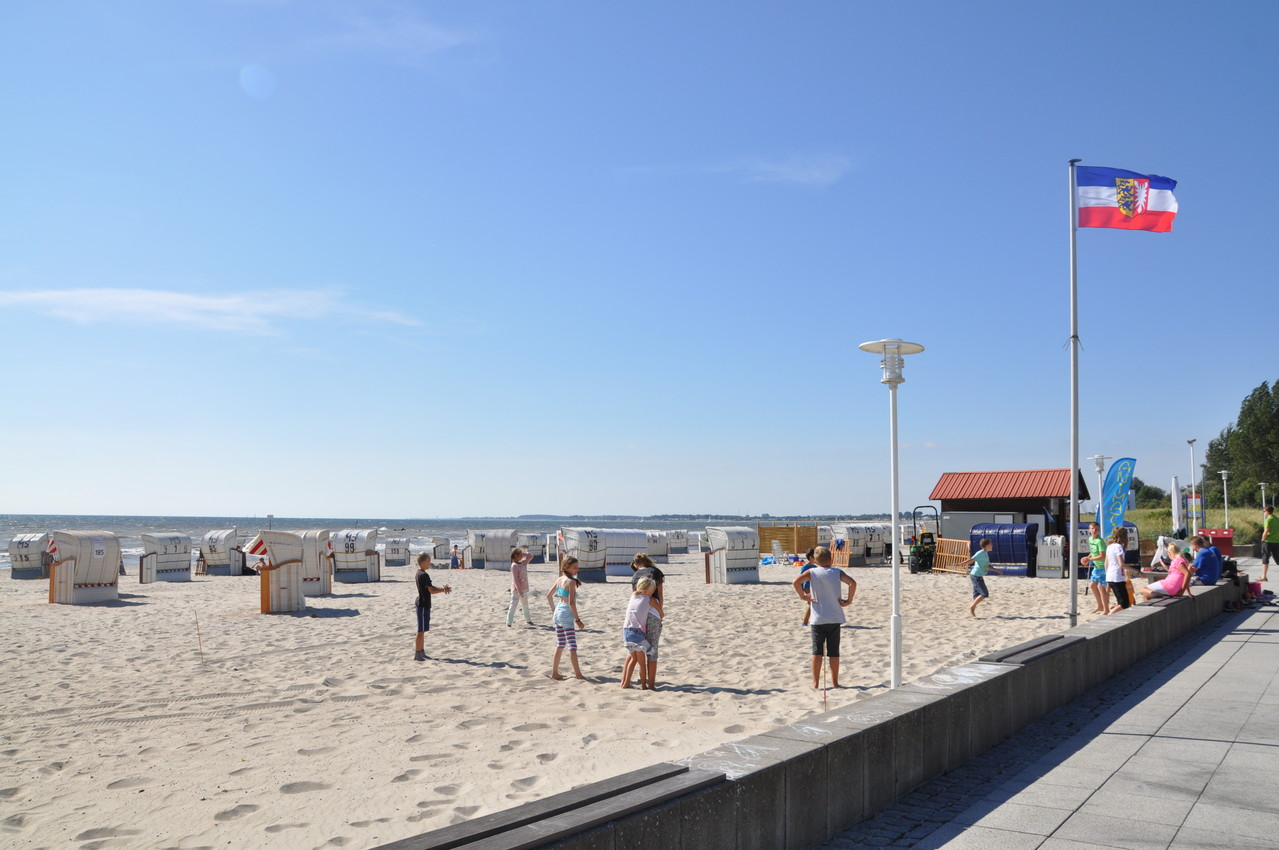 beachvolley à la plage
