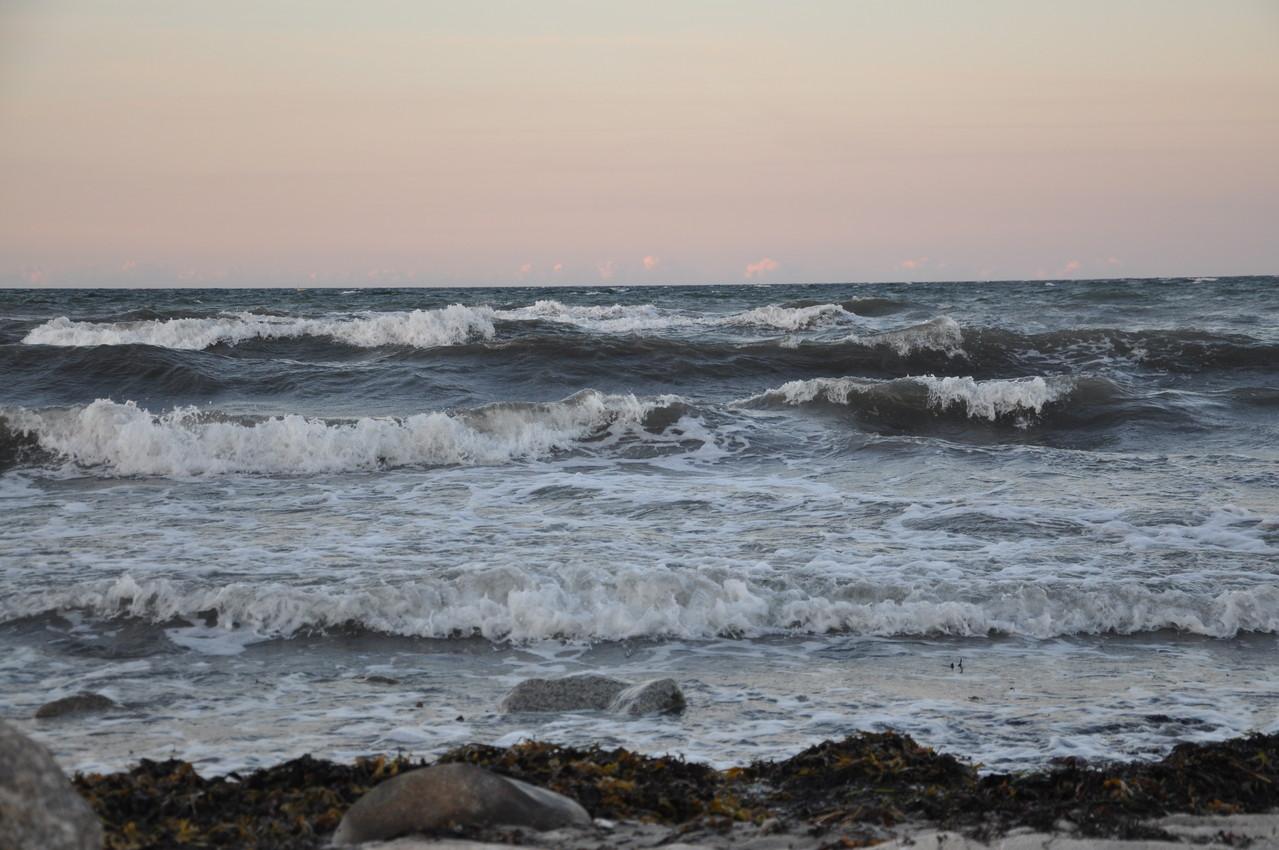 Einfach nur Meer...