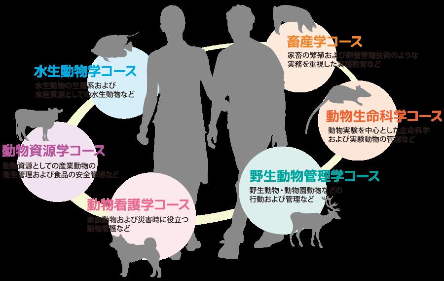 動物危機管理学科コース