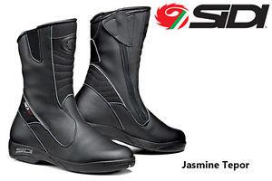 (cod.SI006) Stivali Sidi Jasmine Tepor Black n° 37 € 90,00