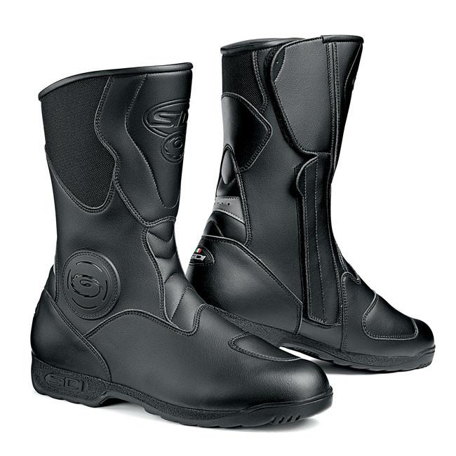 (cod.SI002) Stivali Sidi Dry Road Rain Black n° 36-37-42-45-46 € 120,00