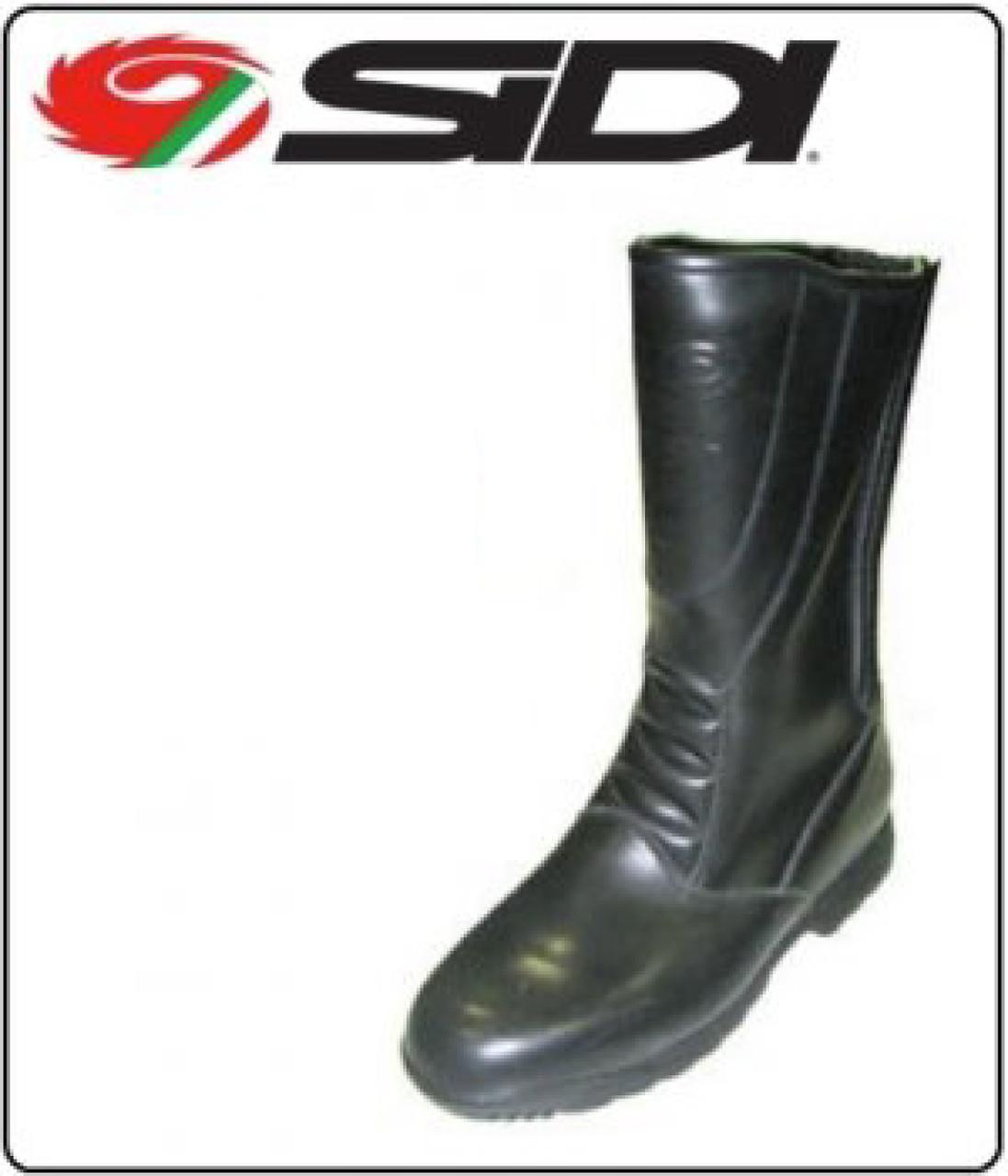 (cod.SI007) Stivali Sidi Drake Black n° 42 € 150,00
