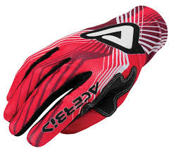 (cod.AC008) Guanti Acerbis MX3 Gloves Red tg. S-M € 18,00