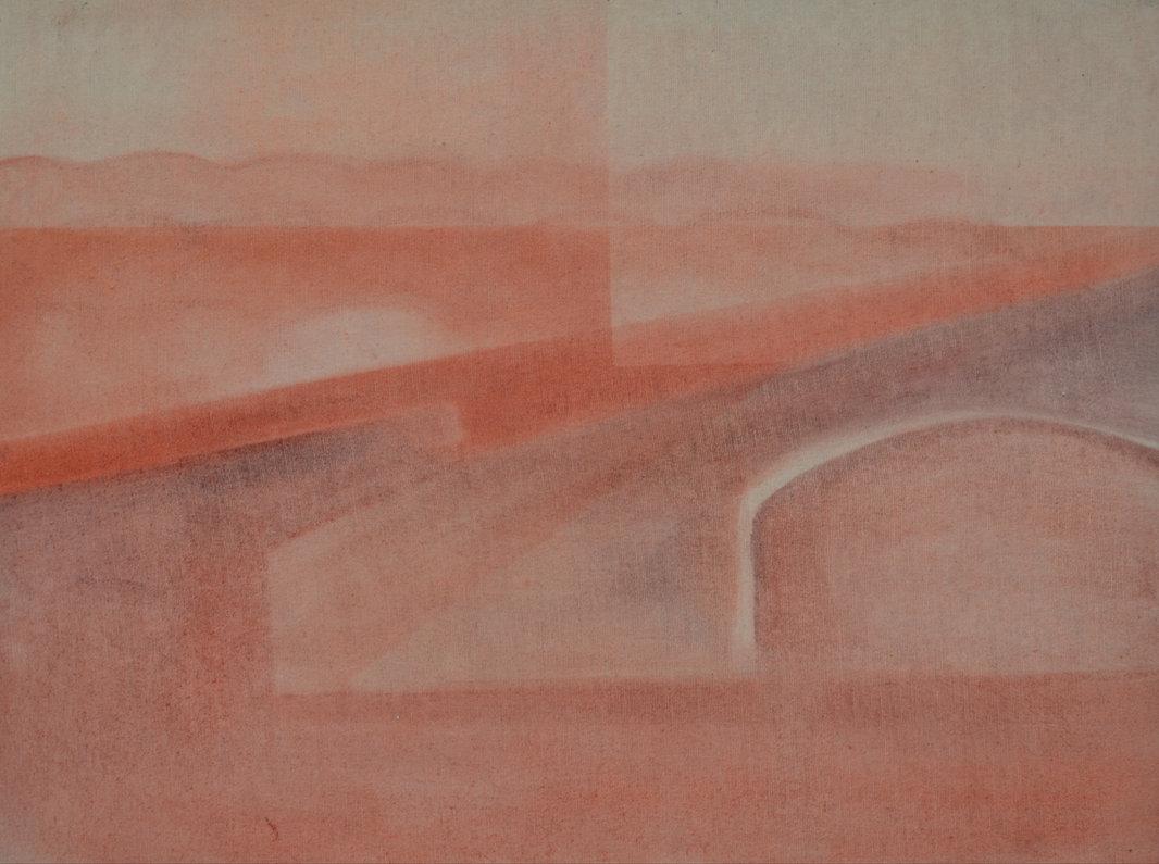 Complementary Sight Series , 2016 , Öl auf Leinwand, 30 X 40 cm