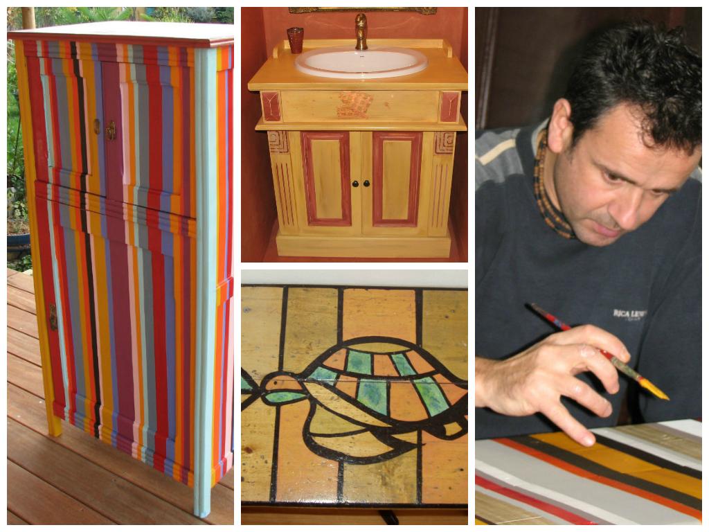 montage meubles peints