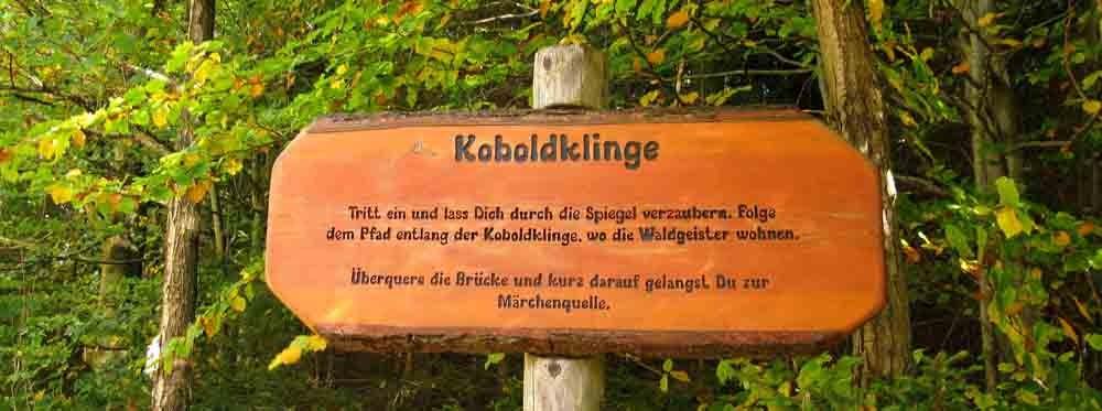 Koboldklinge - © Traudi