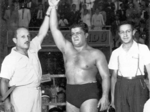 histoire de la luta livre