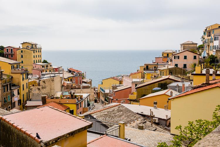 Riomaggiore, Cinque Terra, Italie | Compositie