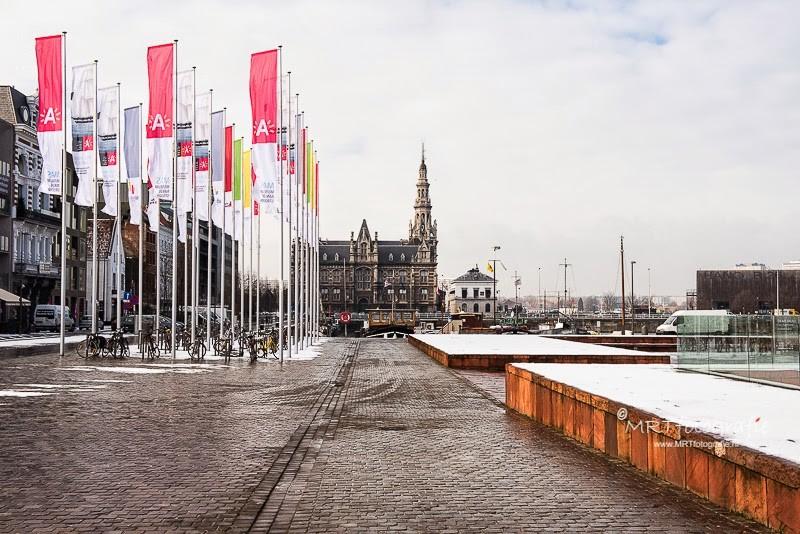 Antwerpen: MAS en Loodswezen