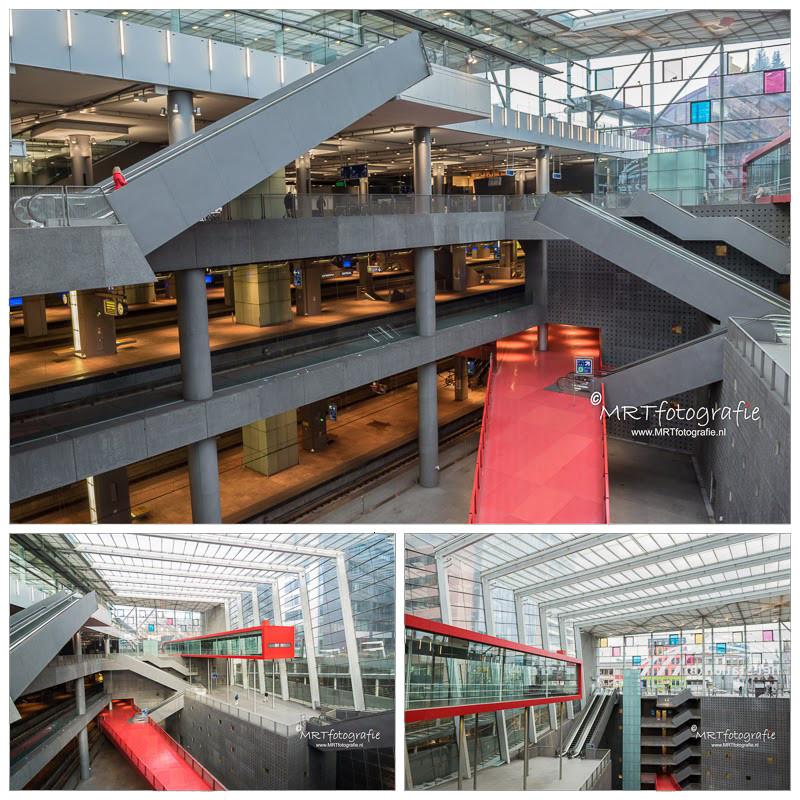 Antwerpen: Centraal Station Nieuwe stationshal