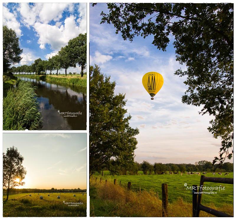 Landelijke omgeving van Leusden