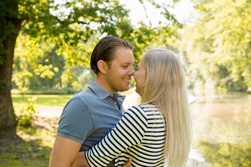 Loveshoot  Rianne en Sander, Randenbroeker Park, Amersfoort