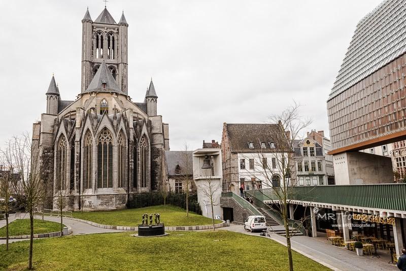 Gent: Sint Niklaaskerk